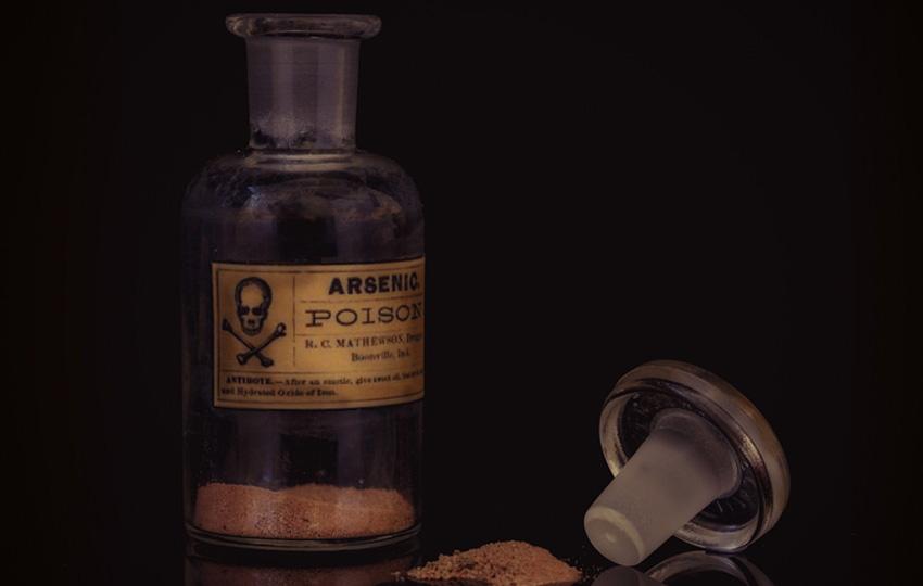 arsenik1 - Arsenik ile çalışılan işlerde çalışanlar!