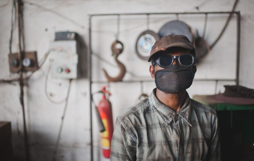 duman gaz1 - Dumanlı ve gazlı işyerlerinde çalışanlar!