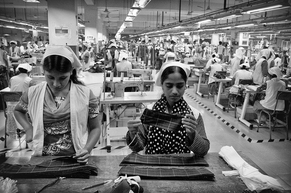 tekstil2 - Pamuklu tekstil çalışanları!