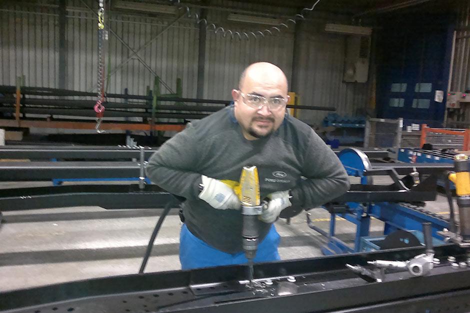 erdal boru - Ford Kamyon Fabrikası'ndaki güvenliksiz çalışma koşulları meslek hastalıklarına mı yol açıyor?