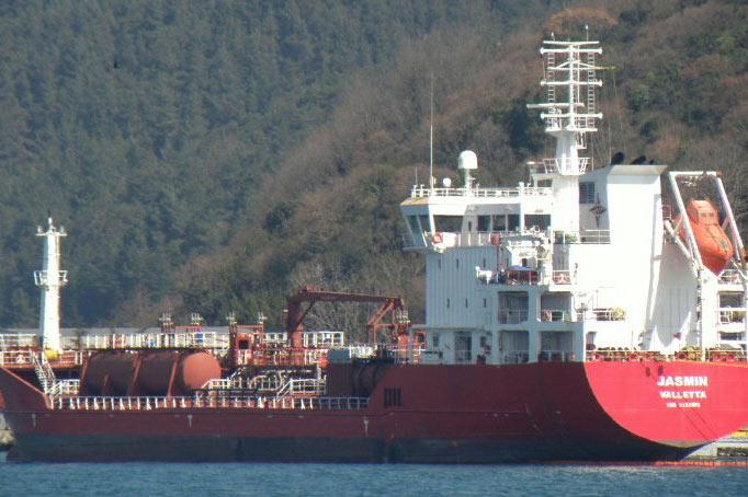 JasminShip - Kimyasal madde yüklenen gemide çalışan öğrenci meslek hastalığına mı yakalandı?