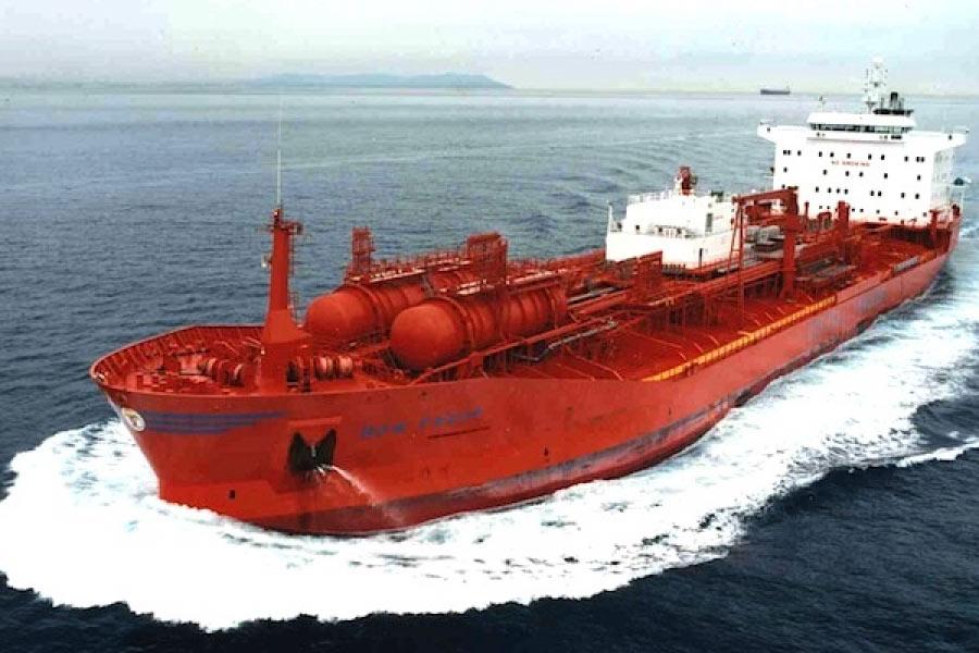 kimyasal tanker - Kimyasal madde yüklenen gemide çalışan öğrenci meslek hastalığına mı yakalandı?