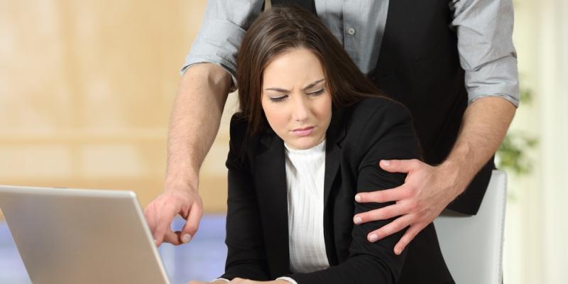 cinsel taciz - Önemli bir iş sağlığı sorunu: İş yerinde cinsel taciz