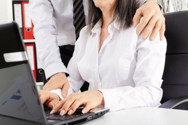 cinsel taciz1 - Önemli bir iş sağlığı sorunu: İş yerinde cinsel taciz
