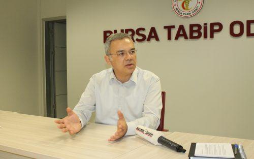 kayihan pala - Prof. Dr. Kayıhan Pala: Mesleki kanserlere ilişkin duyarlılık yok