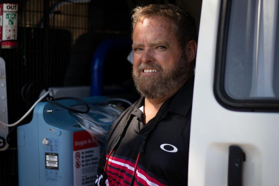 frank scott - Avustralya'da silikozis hastası Türkiyeli - Taş mutfak tezgahı sevgisi işçileri öldürüyor