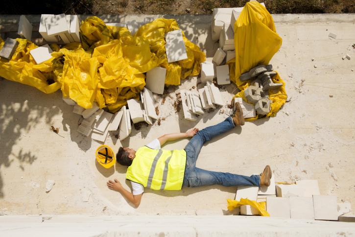 insaat iscileri2 - İnşaat işçilerinde meslek hastalığı: 43 bin iş kazası ama meslek hastalığı tanısı sadece 30!