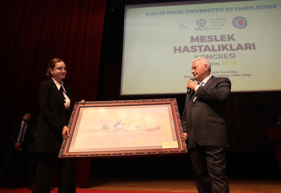 kongreden foto kapak - İzmir'de Meslek Hastalıkları Hastanesi Kurulacak mı?