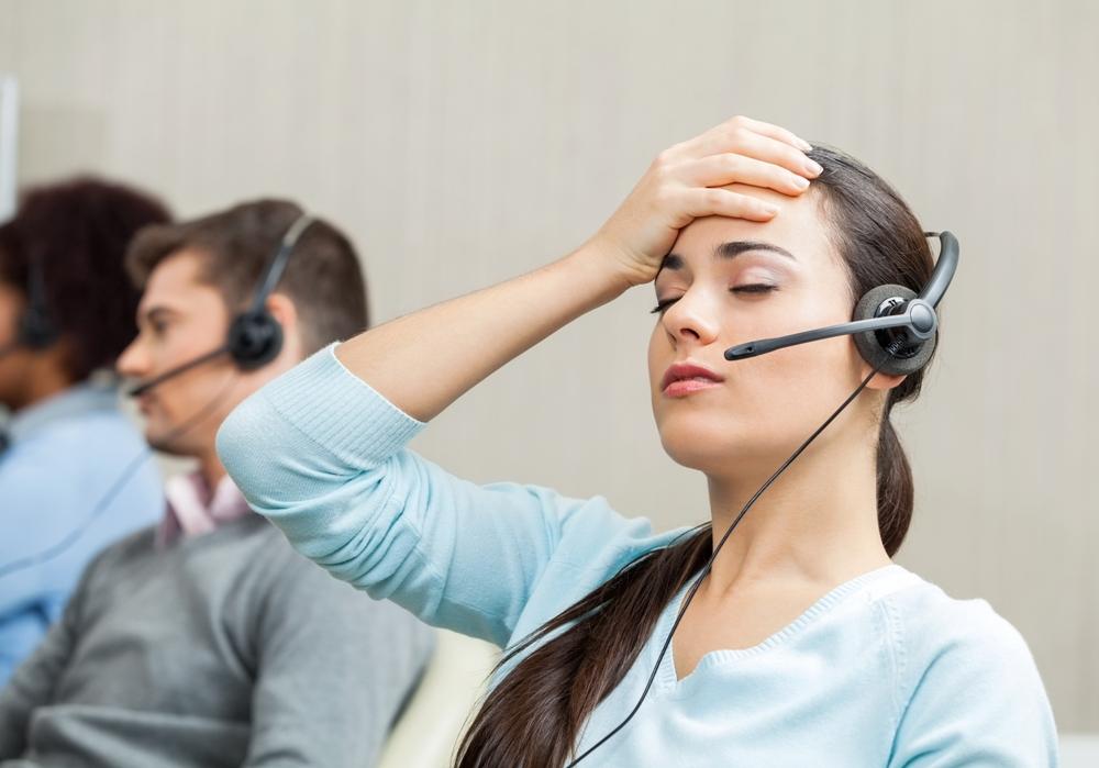call center - Çağrı merkezi çalışanı: 27 yaşındayım ve yüzde 47 daha az duyuyorum!
