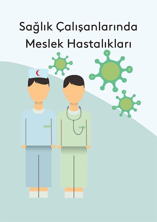 Sağlık Çalışanları min 1 - Meslek Hastalıkları İle İlgili Sektörel Kitapçıklar