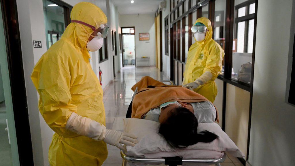 cin3 1024x576 - Sağlık Çalışanlarının Sorunları: Çin'de Yapılan Araştırmanın Gösterdikleri