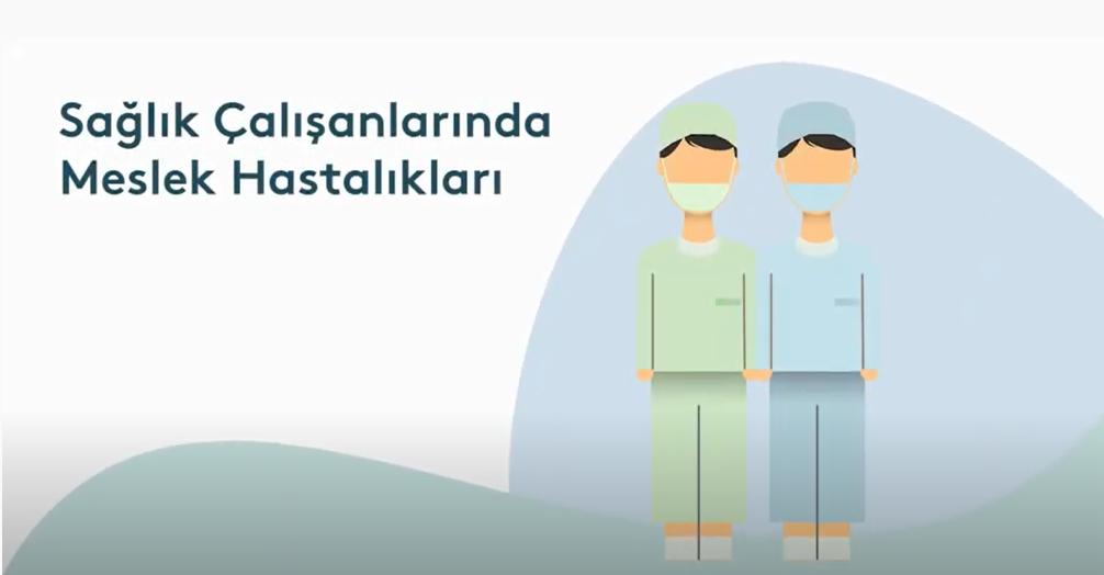 sağlık - Sağlık Çalışanlarında Meslek Hastalıkları