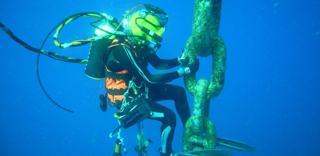 "diving services 1024x500 - SANAYİ DALGIÇLIĞI: ""EN BÜYÜK TEHLİKE VURGUN!"""